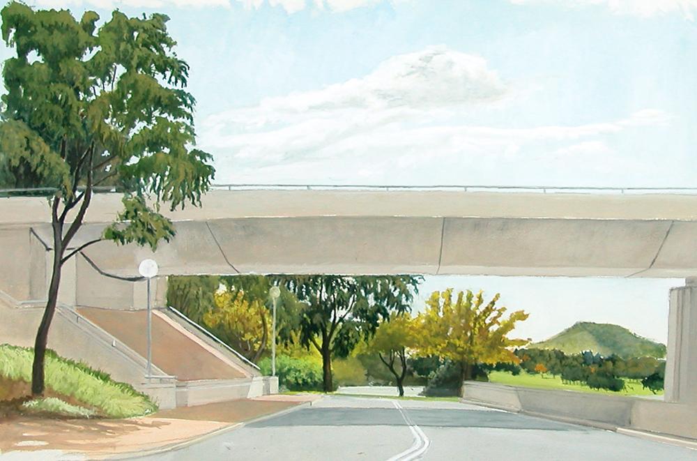Tuggeranong underpass [0231]