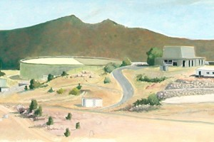 MT Stromlo waterworks [7842]