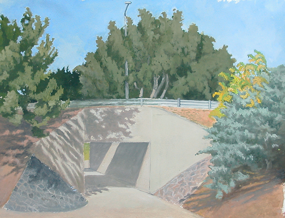 Holder underpass [9860]